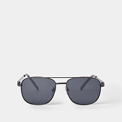 Boys black sunglasses