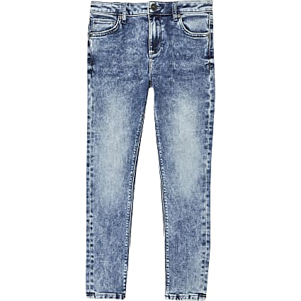 Boys blue Danny skinny fit jeans