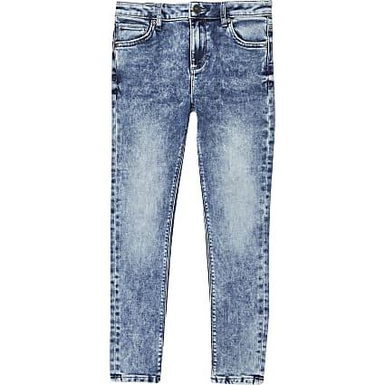 Boys blue Danny skinny fit jeans