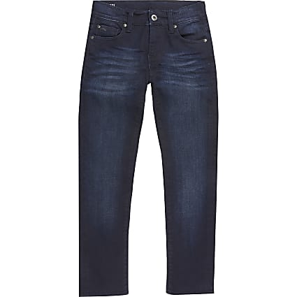 Boys blue G-Star Raw 3301 slim jeans