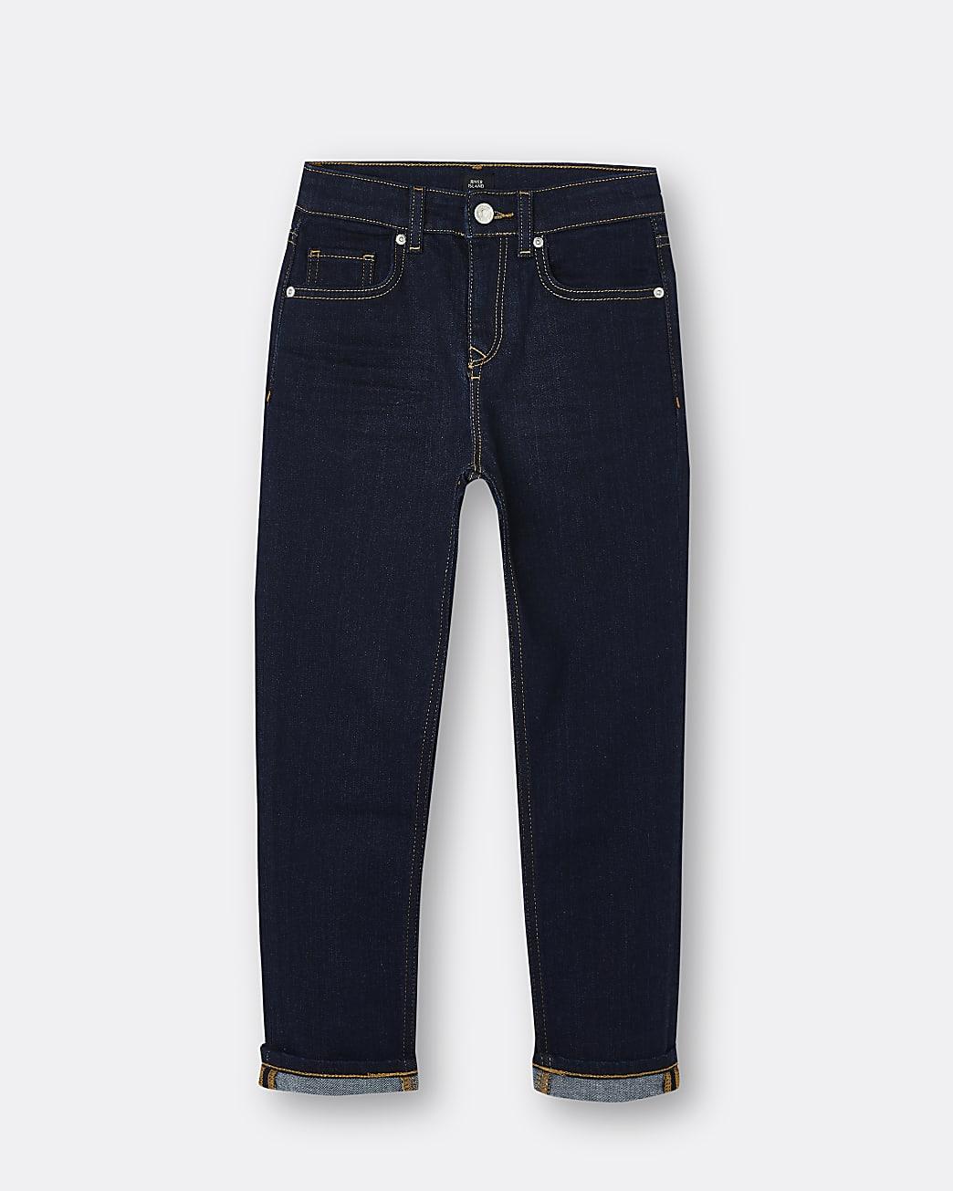 Boys blue Jake regular fit Jeans