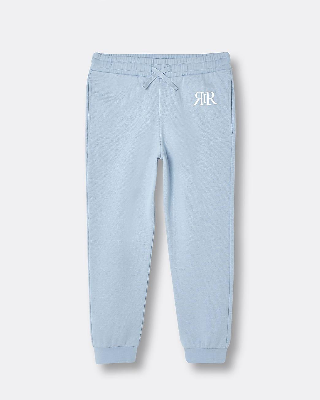 Boys blue joggers