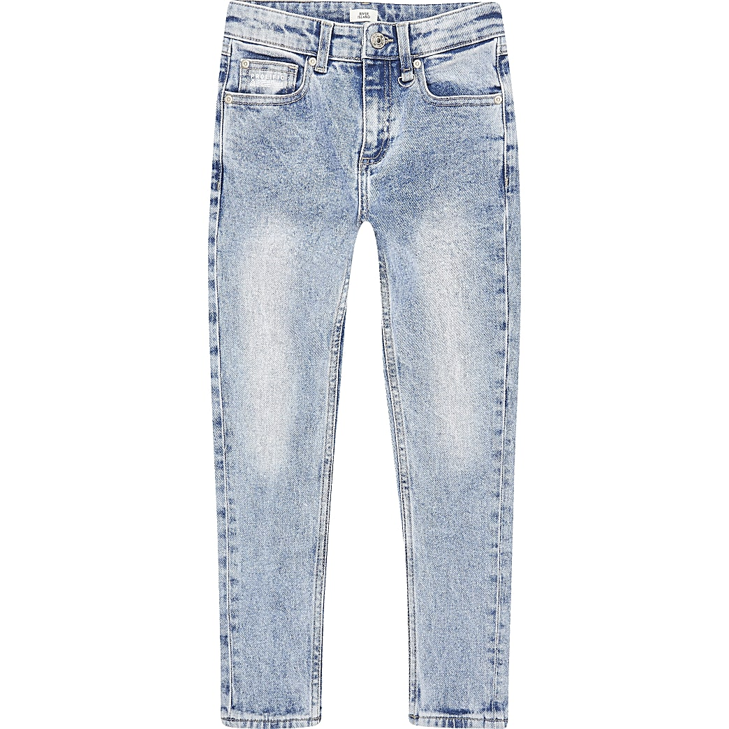 Boys blue Prolific Sid skinny jeans