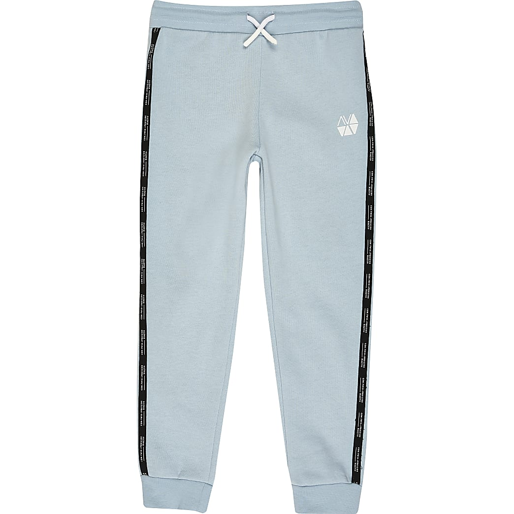 Boys blue RI Active Joggers