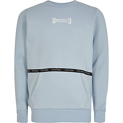 Boys blue RI Active sweatshirt