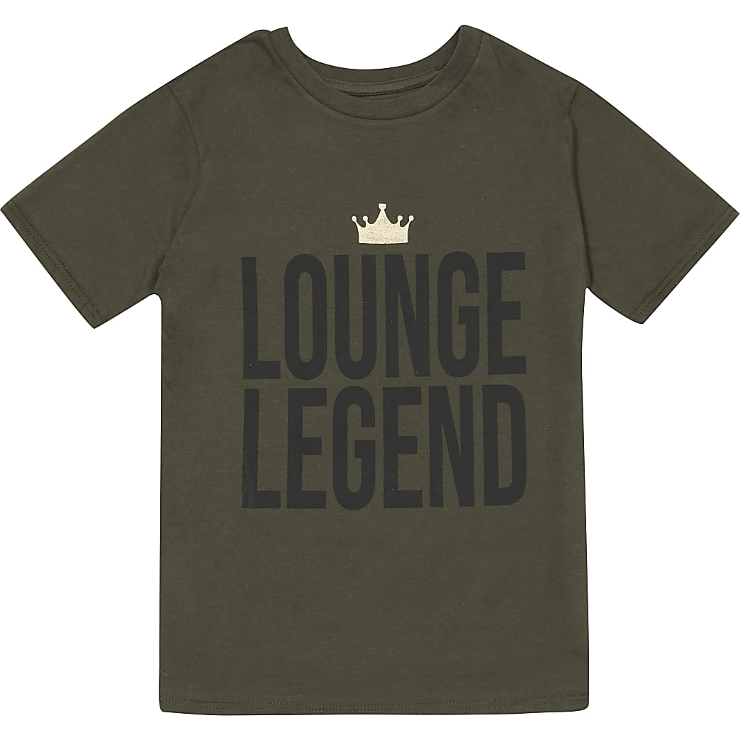 Boys Charity Tee 'Lounge Legend'