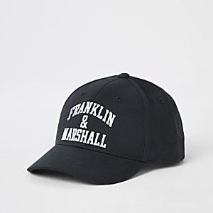Franklin & Marshall – Marineblaue Kappe