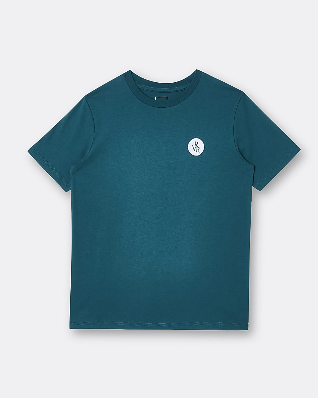 Boys green RVR t-shirt