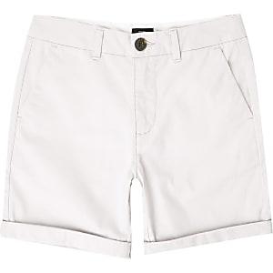 Grijzechino broek voor jongens