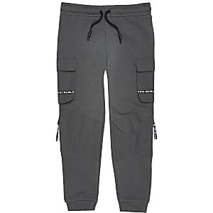 MCMLX – Graue Utility-Jogginghose für Jungen