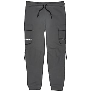 MCMLX– Pantalon de jogging utilitaire grispour garçon