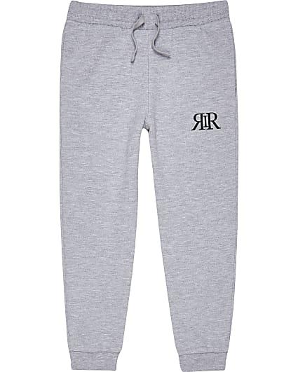 Boys grey RIR Joggers