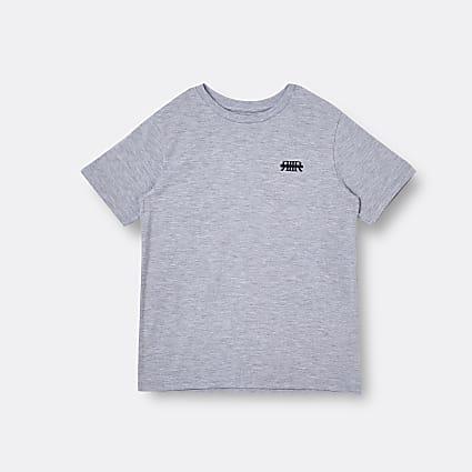Boys grey RIR t-shirt