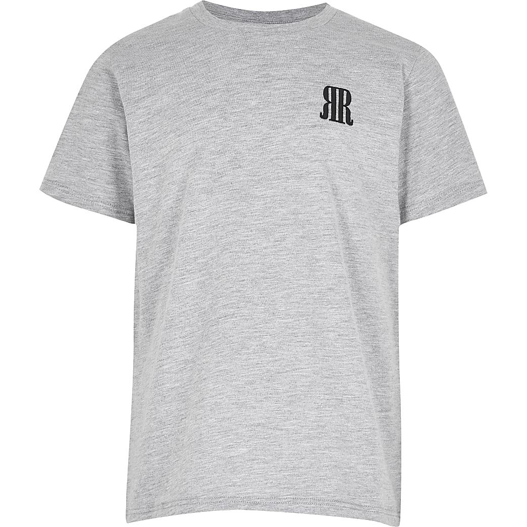 Boys grey RR t-shirt