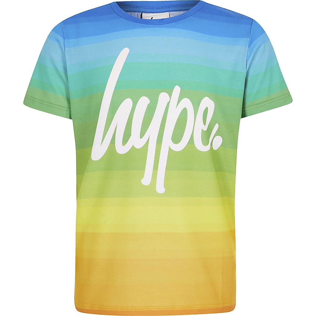 Hype - Pride T-shirt met korte mouwen voor jongens