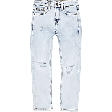 Boys light denim Jake jean