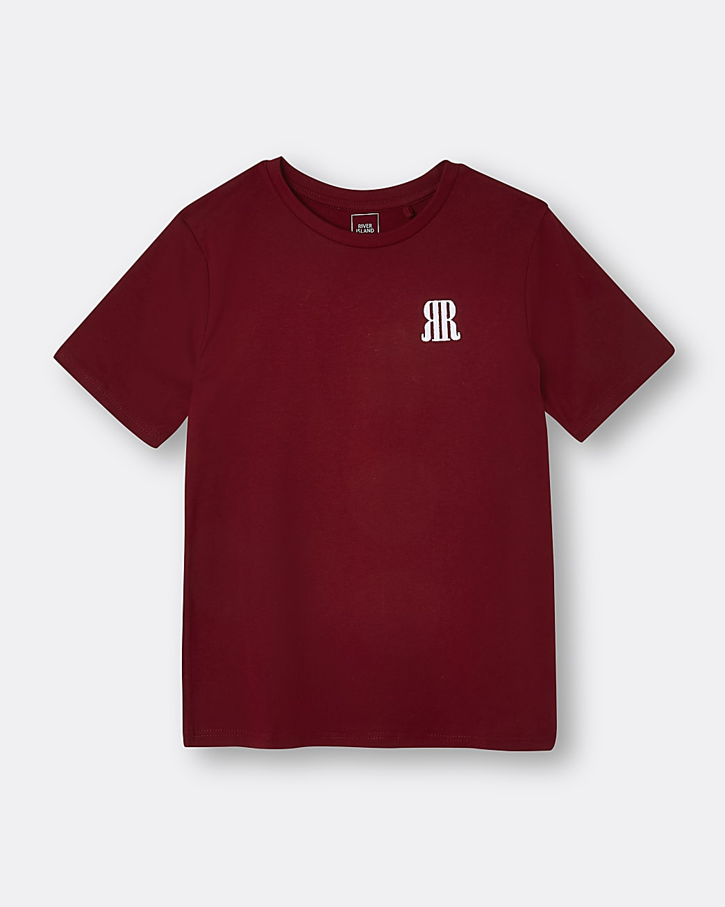 Boys red RR t-shirt