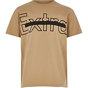 Boys Stone - Medium OB Extra Multibuy Tshirt