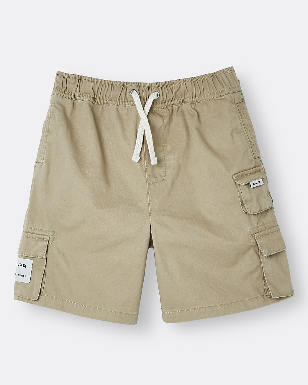 Boys stone River cargo shorts