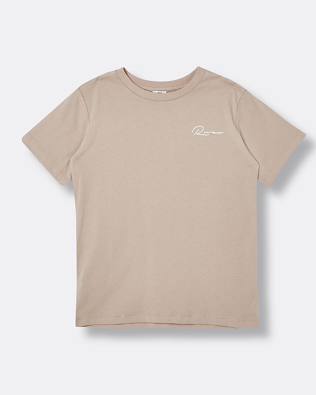 Boys stone River t-shirt