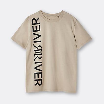 Boys stone RR t-shirt