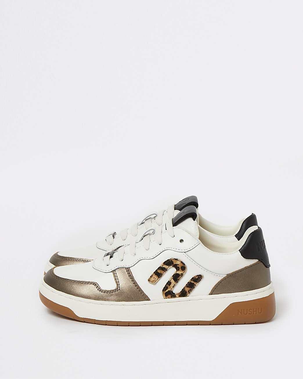 Brown NUSHU court trainers