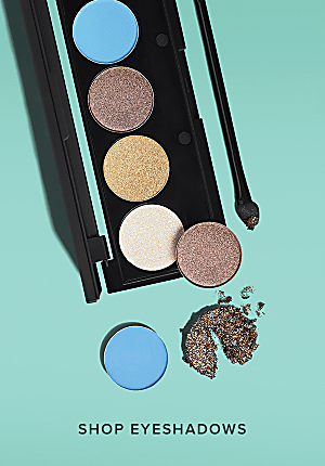 shop eyeshadows