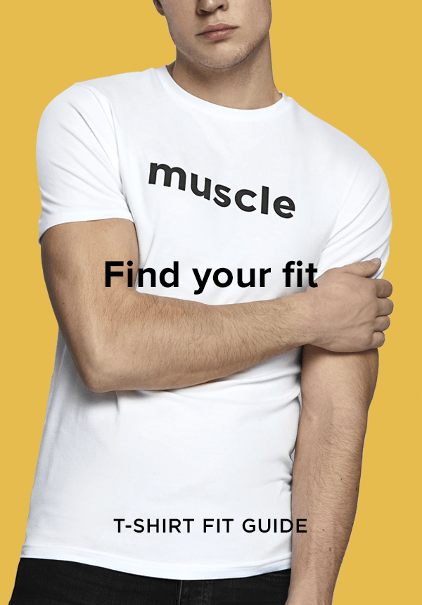 T-Shirt-Leitfaden