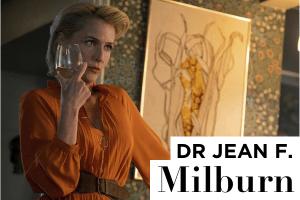 Dr Jean F Milburn