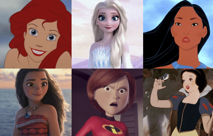 Disney Characters By Horoscope