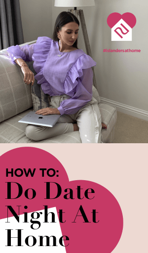 How To: Do Date Night At Home