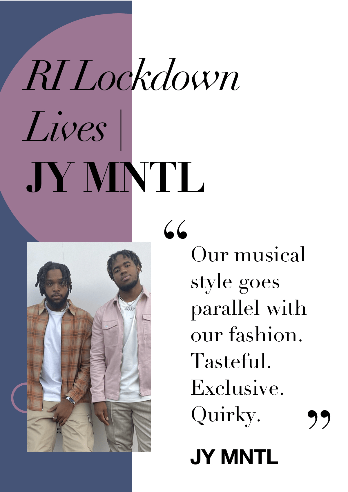 RI Lockdown Lives   JY MNTL