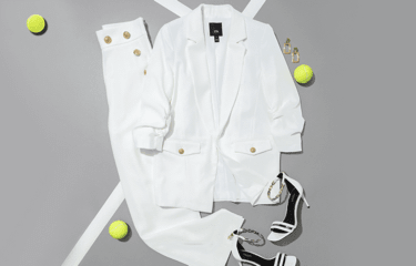 How to ace the tennis trend