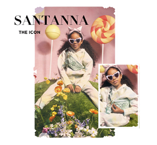Santanna, The Icon