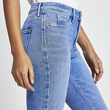 Denim Molly mid rise jeggings