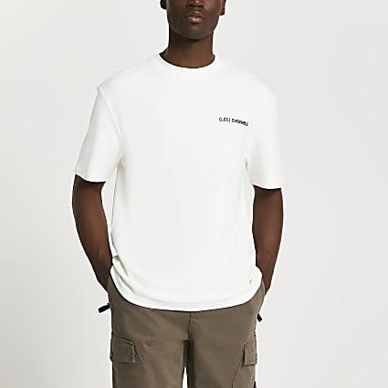 Ecru 'Les Ensembles' t-shirt