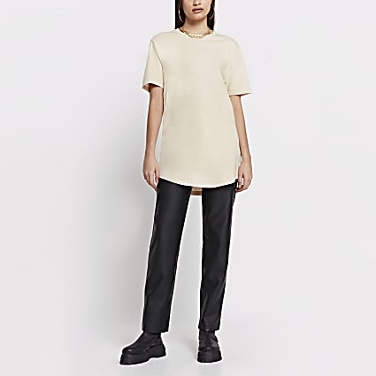 Ecru Prolific short sleeve t-shirt