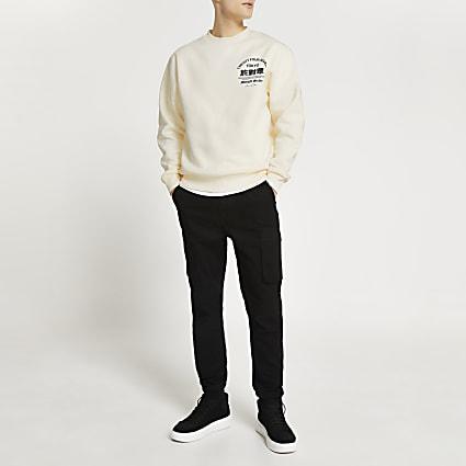 Ecru Tokyo sweatshirt