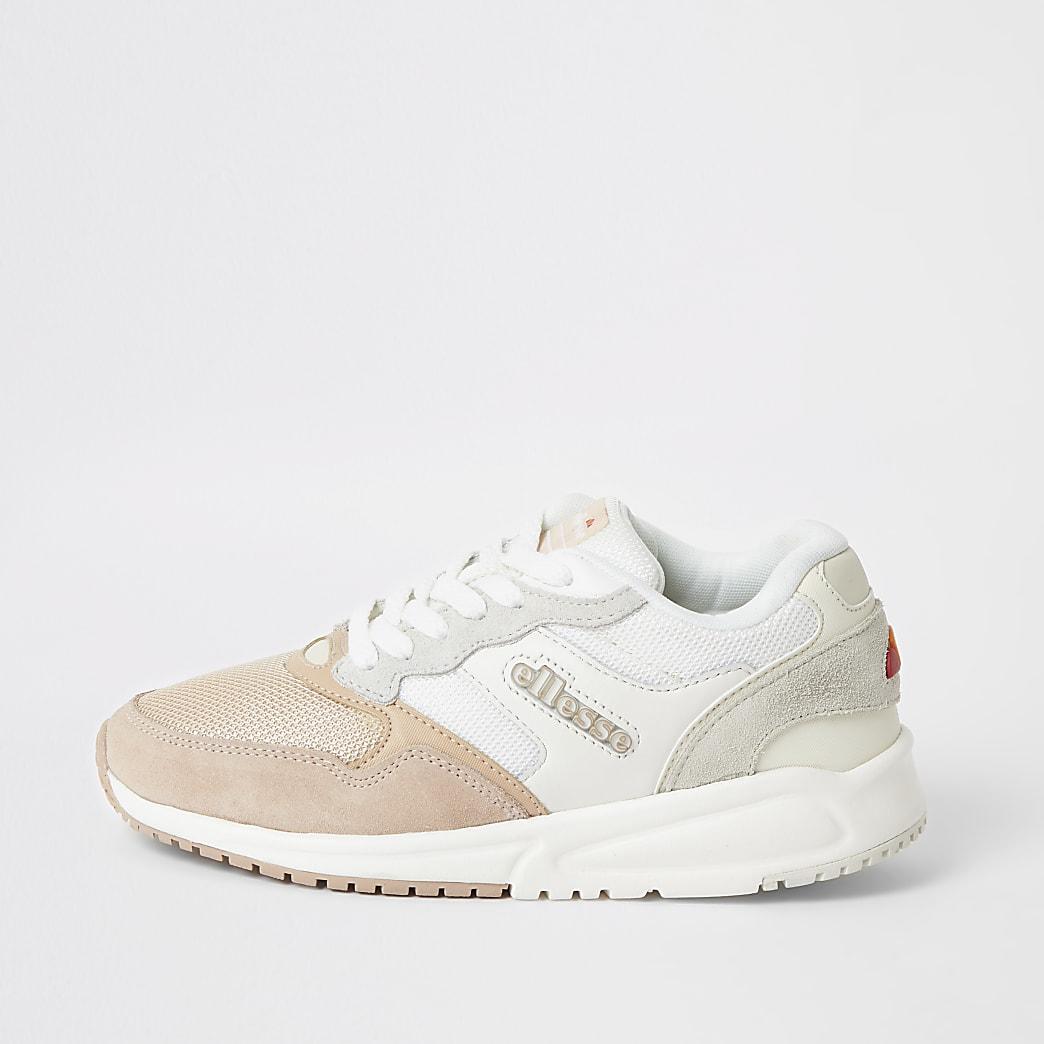 Ellesse NYC84 – Sneaker zum Schnüren in Rosa