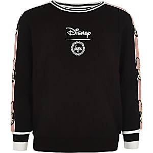 Hype - Zwart Disney sweatshirt voor meisjes
