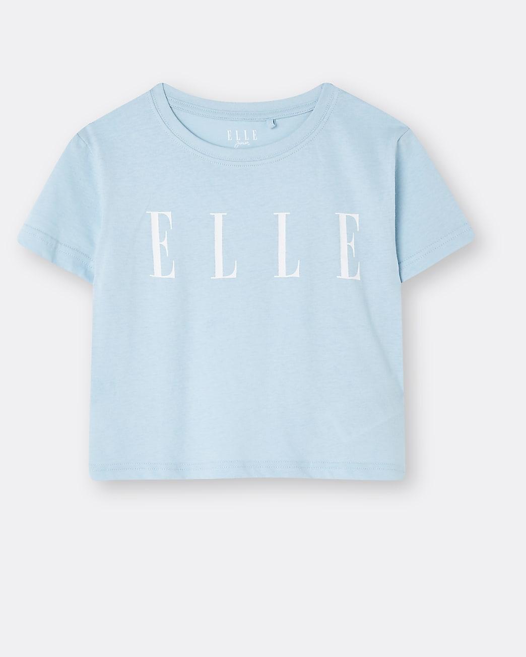 Girls blue ELLE t-shirt