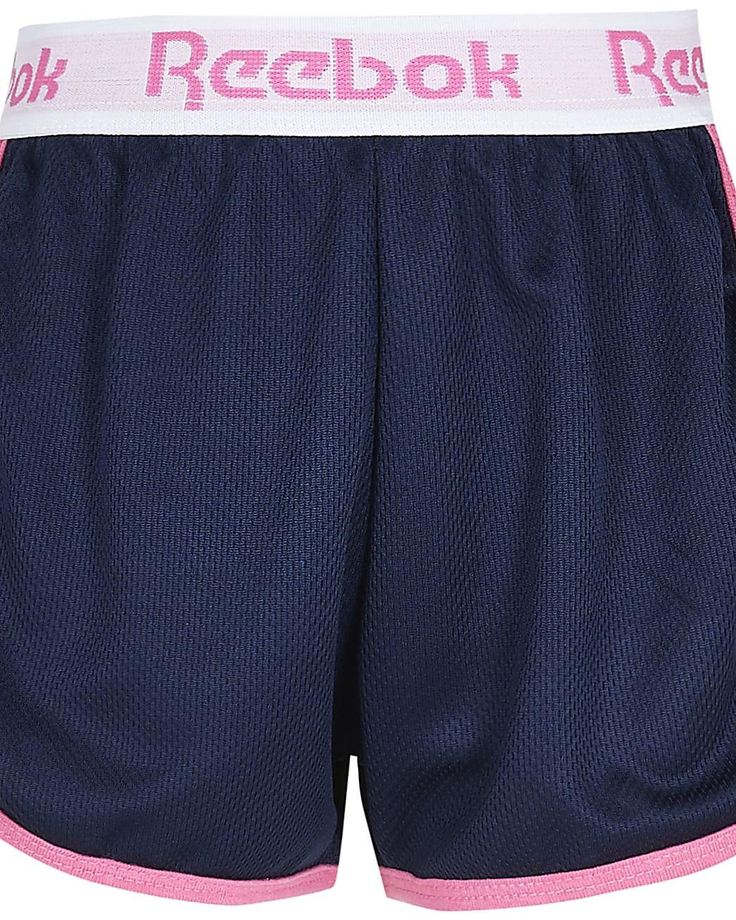 Girls blue Reebok shorts