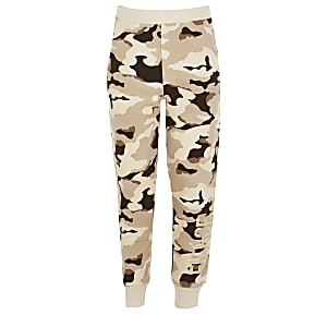 Pantalon de jogging marron camouflage « Fierce »  pour fille
