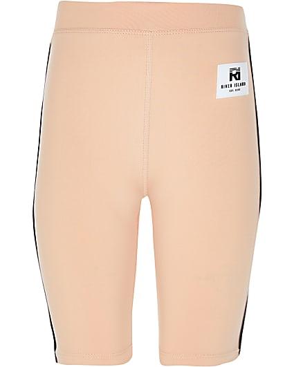 Girls nude RI Active cycling shorts