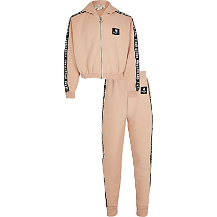 Girls nude RI Active tracksuit