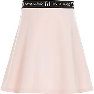 Pinker RI-Rock für Mädchen
