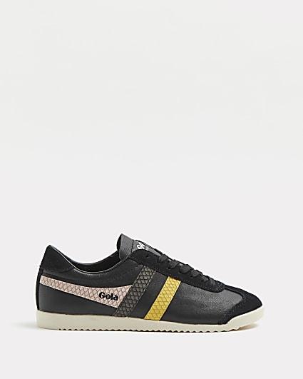 Gola black classic trainers