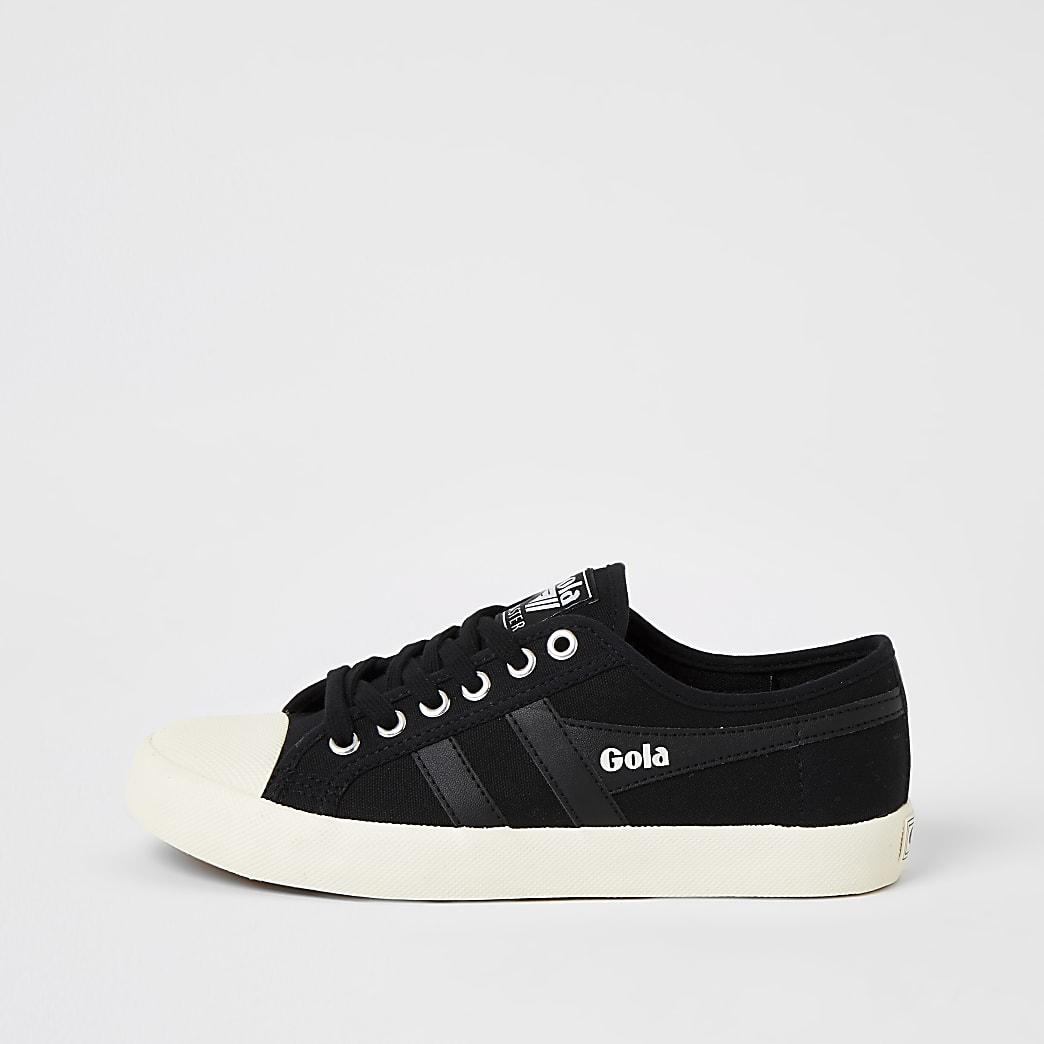 Gola classics - Zwarte vegan coaster sneakers