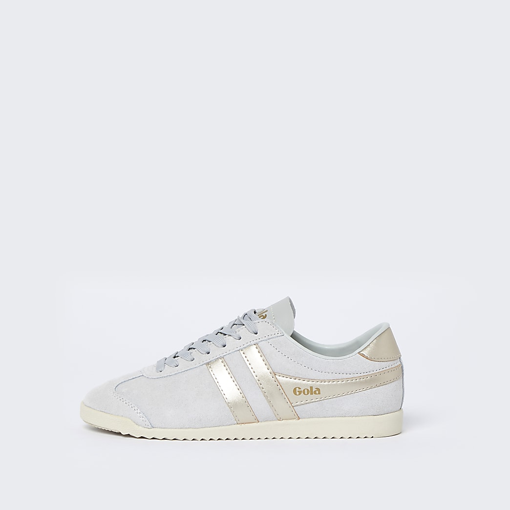 Gola Classics grey retro trainers