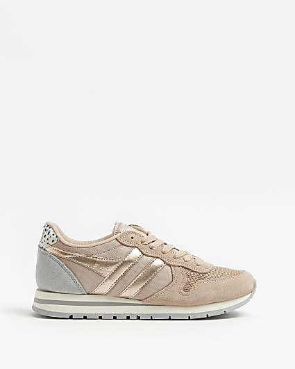 Gola pink trainers
